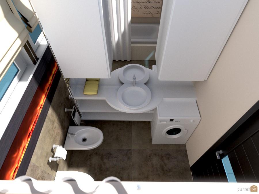 Ванная комната 760208 by Татьяна Максимова image
