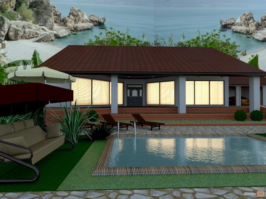 Casa in Calabria 1208709 by Svetlana Baitchourina image