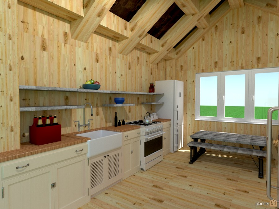 hunting cabin - House ideas - Planner 5D