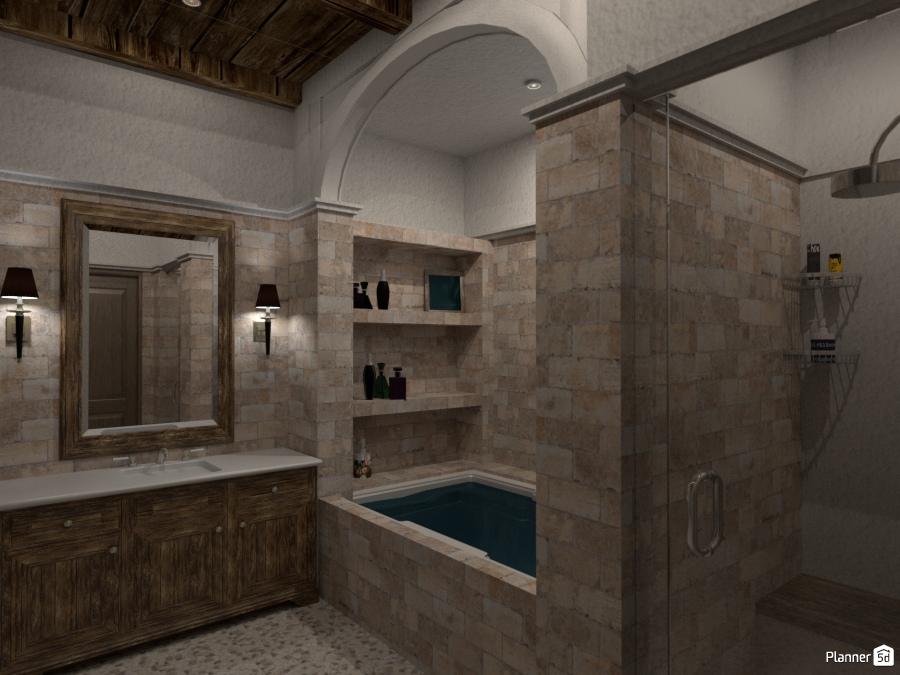 гостевой дом с стиле кантри 1346162 by Елена image