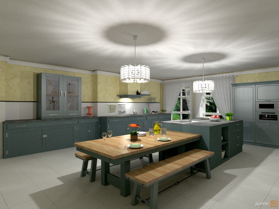 Cozinha Clássica. 906799 by Michelle Silva image