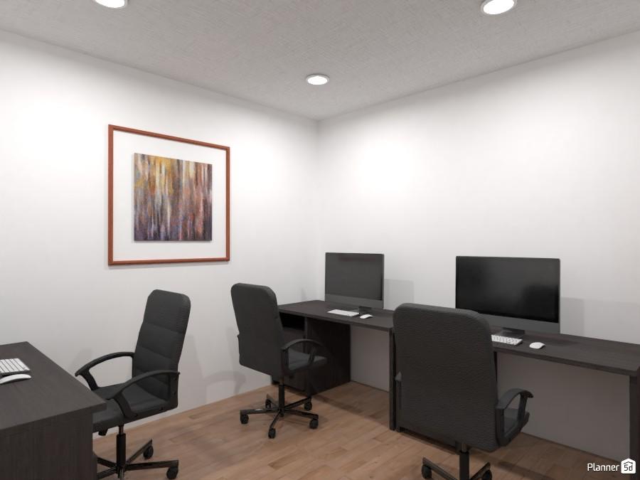 Minimalist office / studio 3687778 by Elsa Loekito image