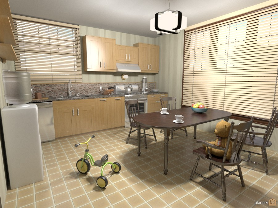 New house kitchen ideas planner 5d for Kitchen design 5d