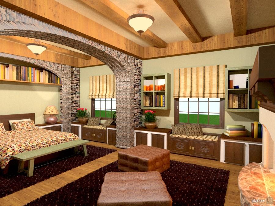 Camera da letto house ideas planner 5d - Planner camera da letto ...