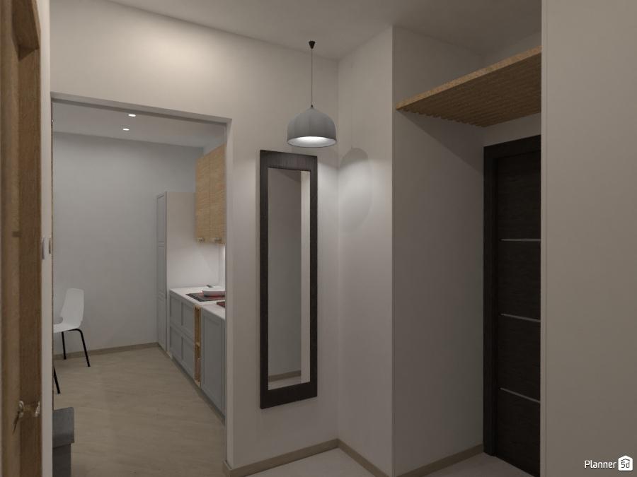 Дизайн кухни 75295 by Татьяна Максимова image