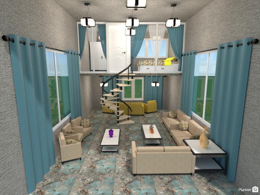 Townhouse Living Room Free Online Design 3d House Ideas Joy Suiter By Planner 5d