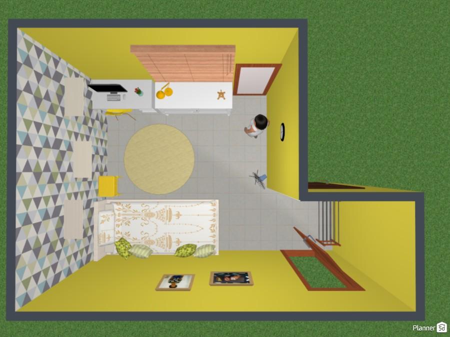 quarto / ap 2020 78550 by Ana Bia Jardim image