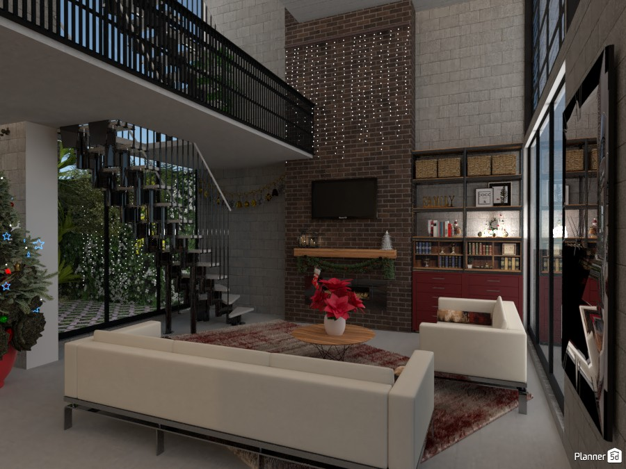 Industrial Concept: Living 3799693 by Micaela Maccaferri image