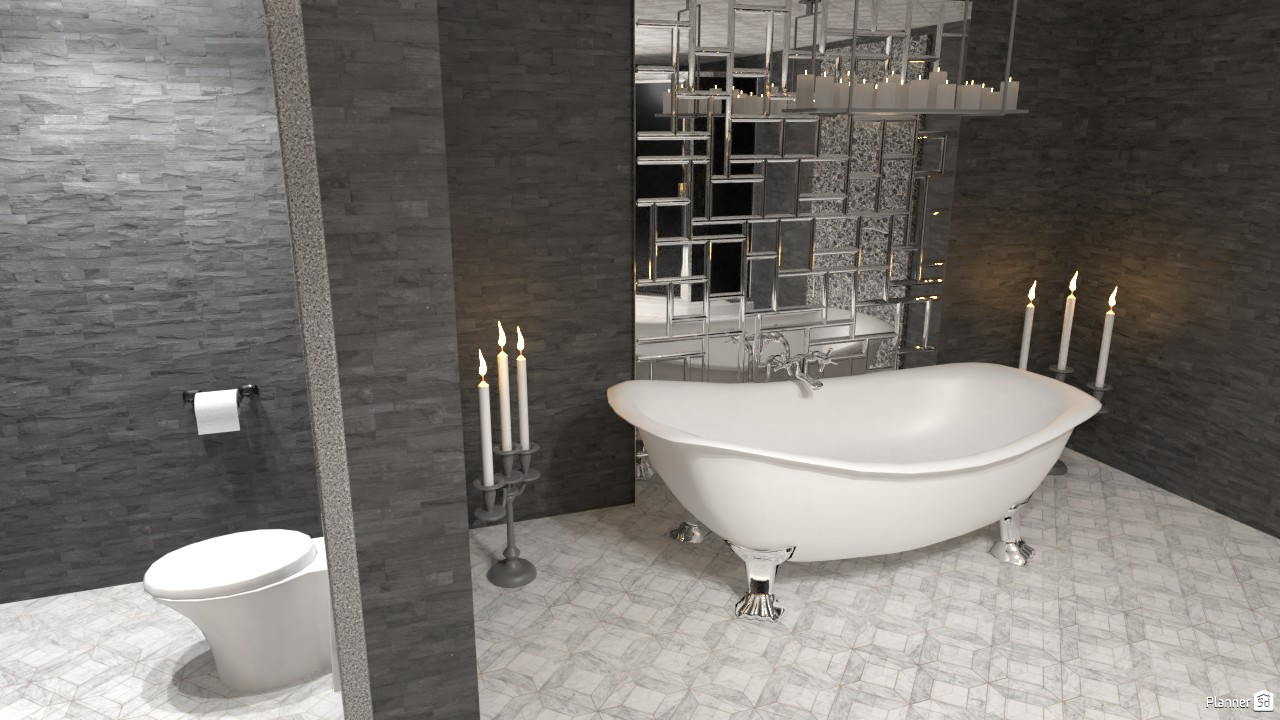 Fancy Bathroom 3539088 by Sarais Loppez image