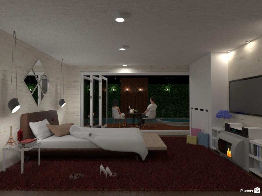 O encontro. - House ideas - Planner 5D