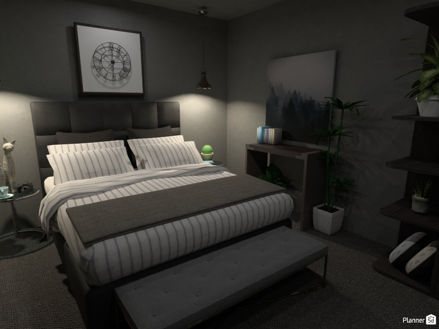 Modern Bedroom 2423691 by Zobwankenbi_131 image