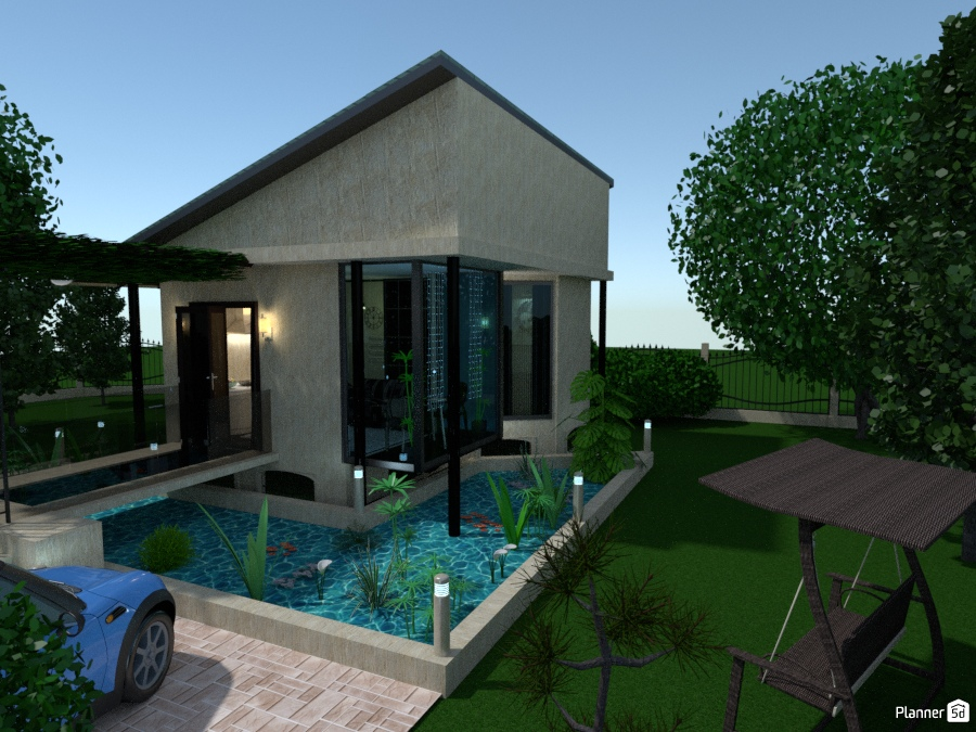 Small house competition: light and space 70410 by anjoujo image
