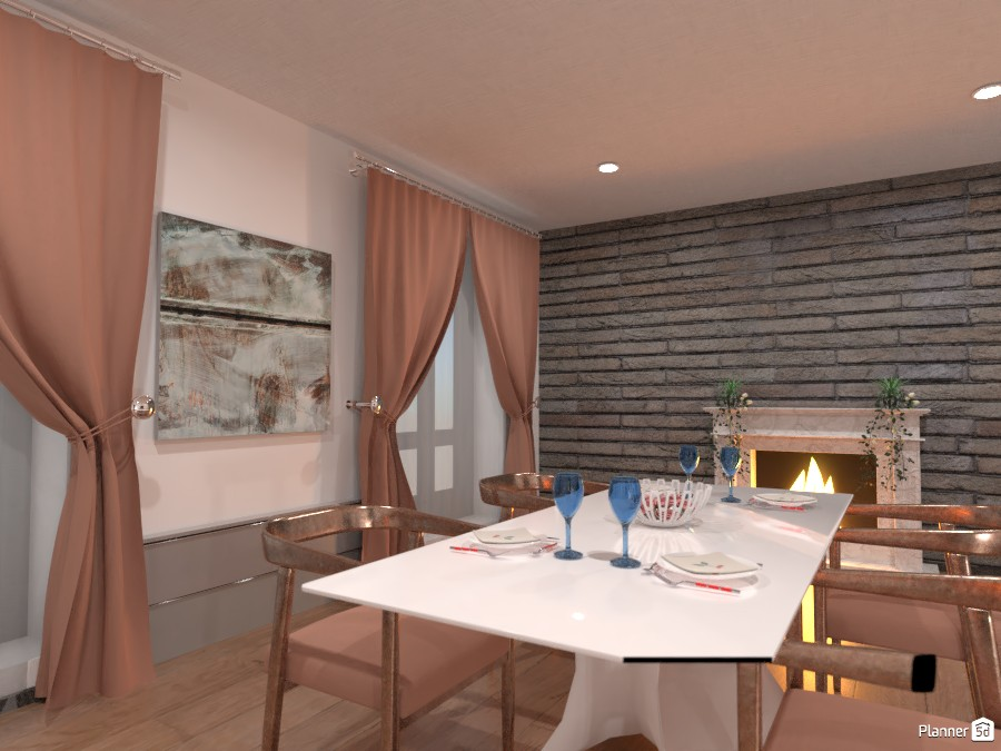 Pinki living room 4297693 by Enrico e Cinzia image