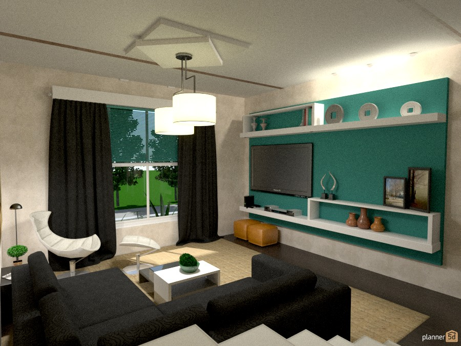 Modern Townhouse 781545 by Michelle Silva image