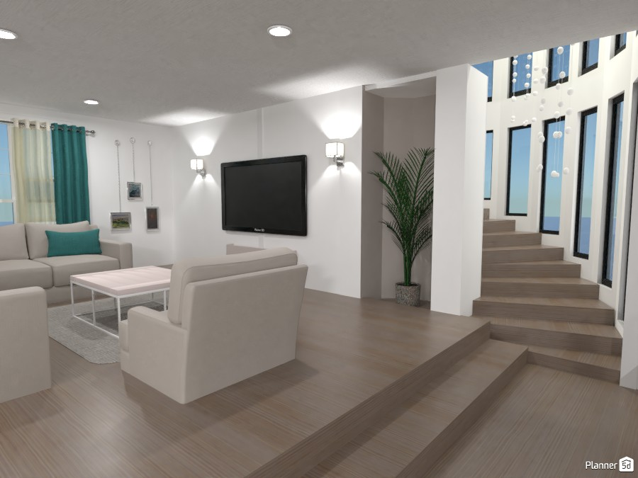 Light and Bright living room 3695822 by Gen image