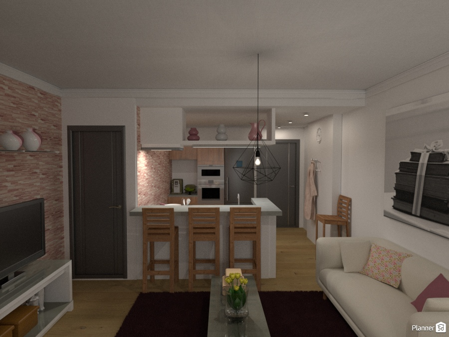 Pequeno E Aconchegante Idees D Appartements