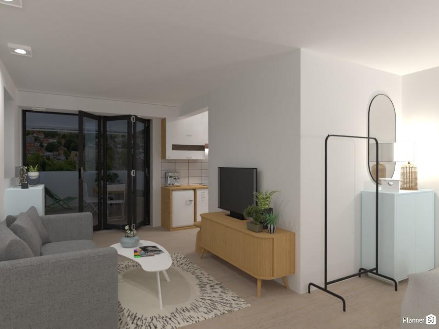 Mini all-in-one apartment II 4363214 by Lucija Marko image