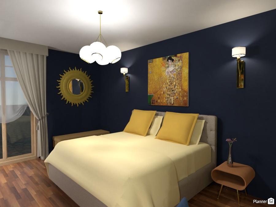 Bedroom with Adele 3639629 by Rita Oláhné Szabó image