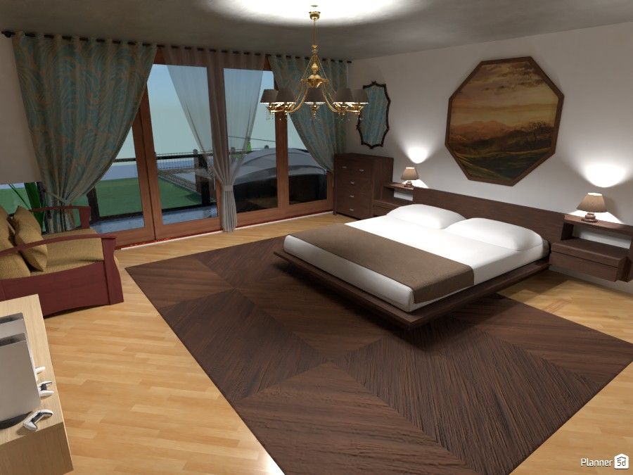 my amazing bedroom 3799119 by Harold image