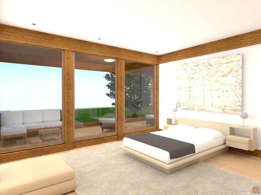 casa in legno 1039237 by Svetlana Baitchourina image