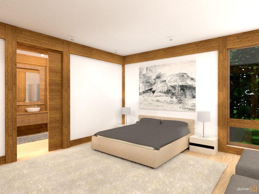 casa in legno 1039285 by Svetlana Baitchourina image