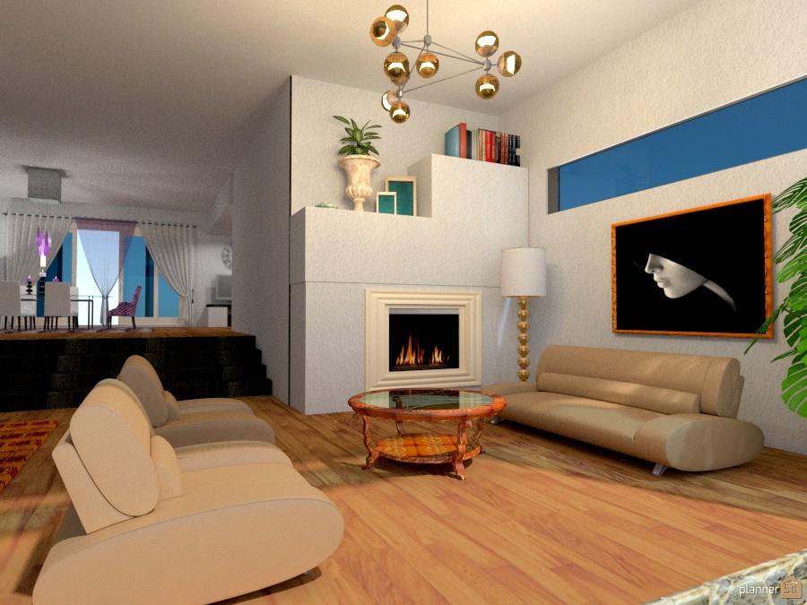 Linear House 946057 by Micaela Maccaferri image