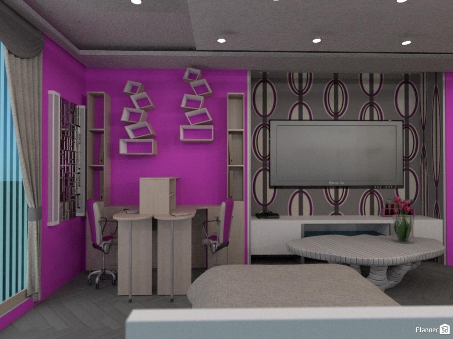 Foto casa decorazioni camera da letto camera abitabile - Decorazioni stanza ...