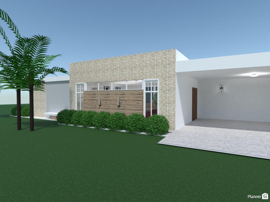 casa com espaço gourmet e piscina 1991337 by val image