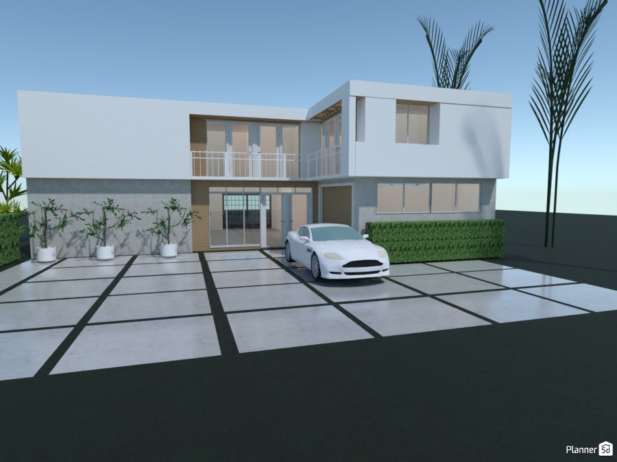 Contemporary Home in Miami 3669572 by Isabel image
