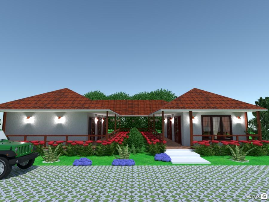 Casa típica colonial 3542355 by MariaCris image