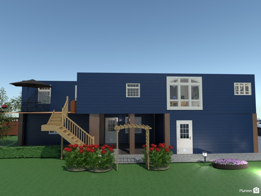 Rear Deck and Addition 4012421 by Doug Davis image