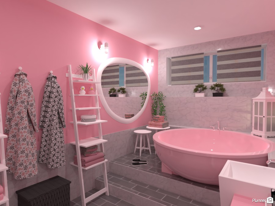 Contest: pastel bathroom II 4057727 by Elena Z image