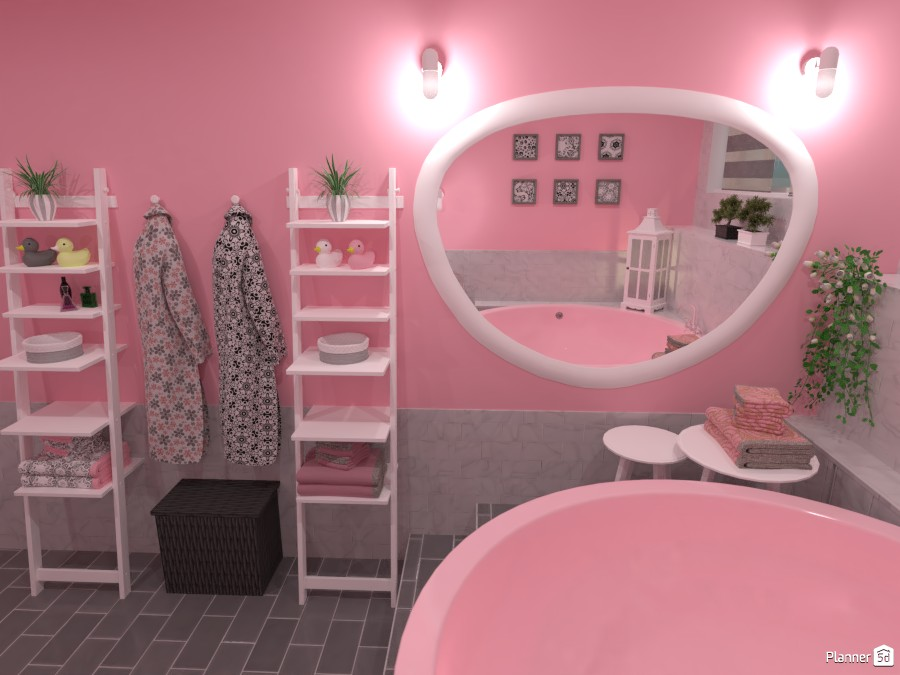 Contest: pastel bathroom III 4057732 by Elena Z image