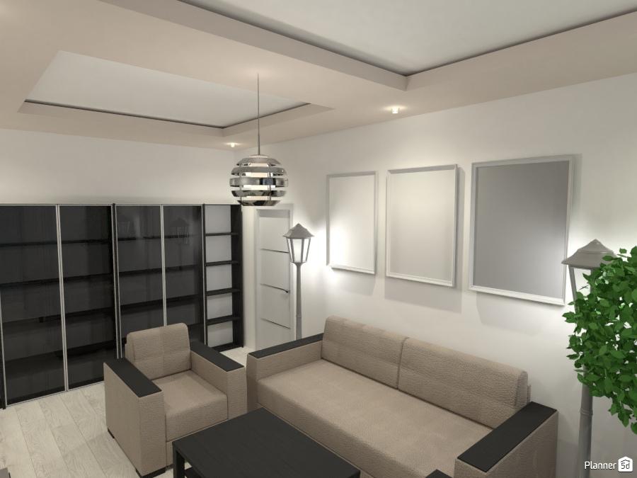 ideas iluminacion salon Ideas Para Apartamentos Planner 5D