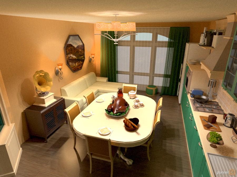 Кухня 698473 by Daria image
