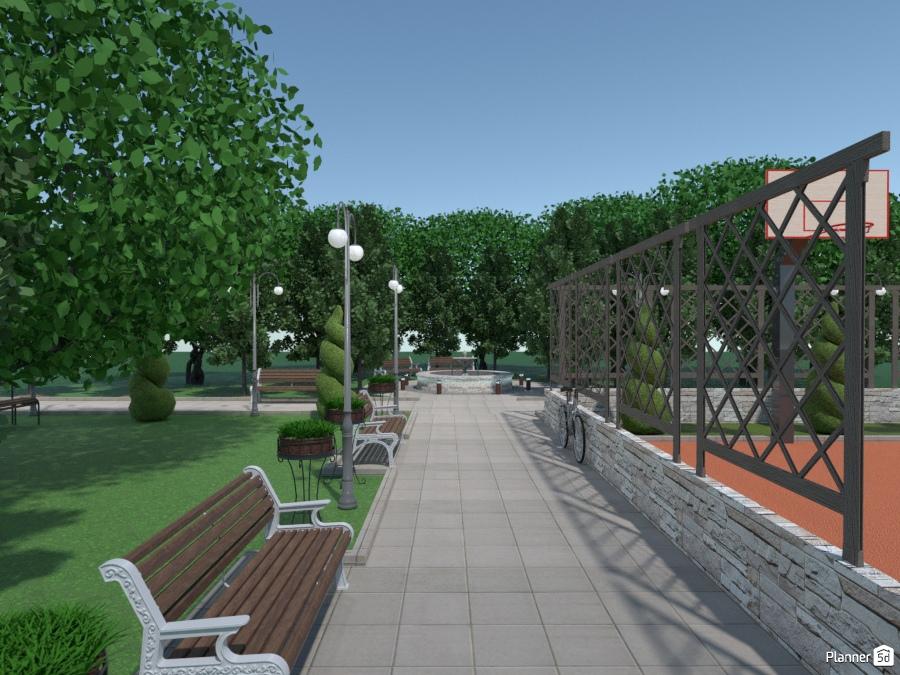 City Park 2490596 by Albania - Kosova image