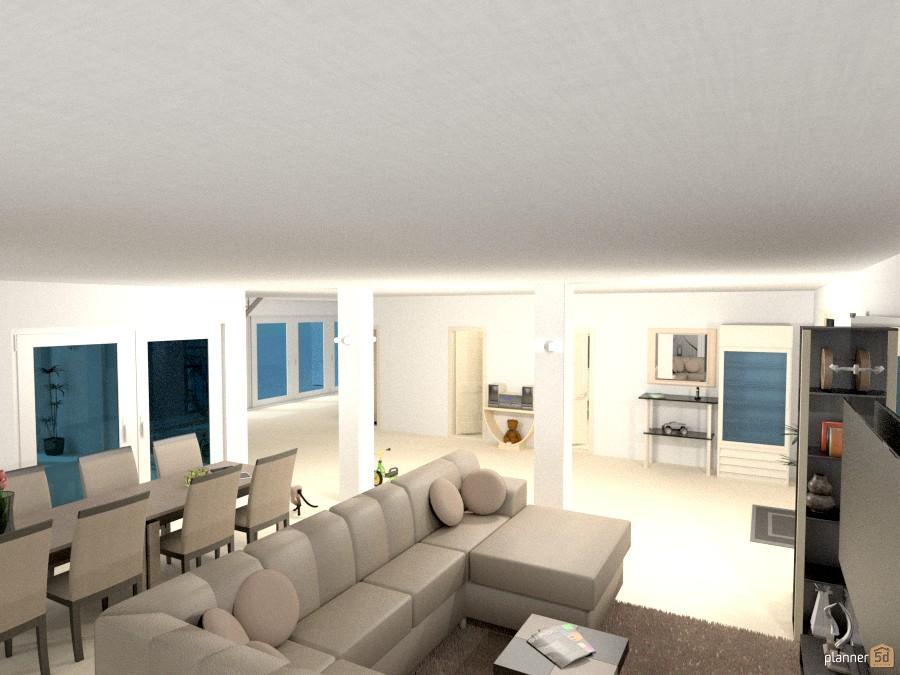 Living - Idee per appartamenti - Planner 5D