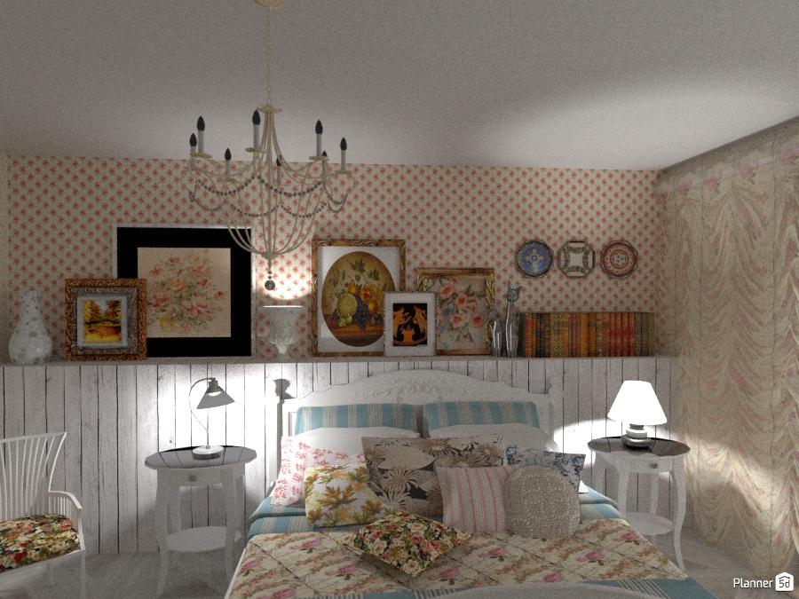 La camera da letto di zia Teresa - Idee per le decorazioni ...