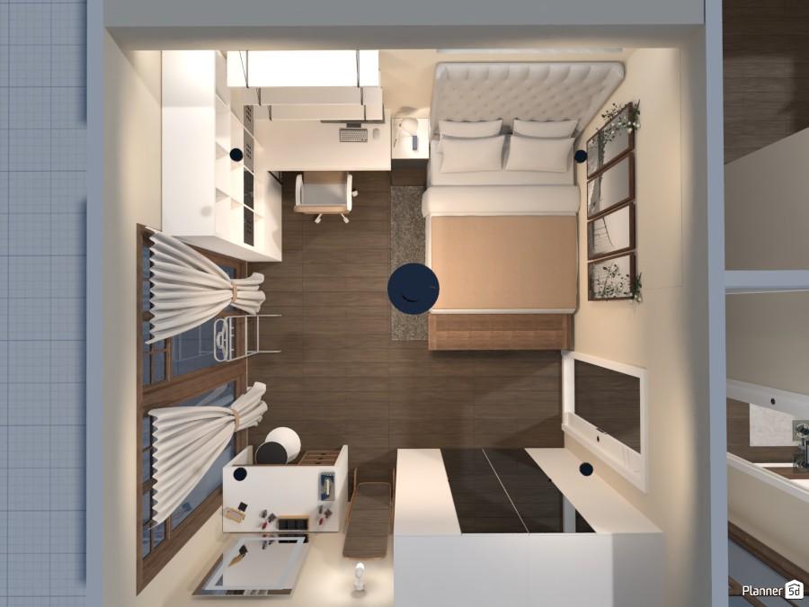 habitación femenina 4007970 by sara banegas image