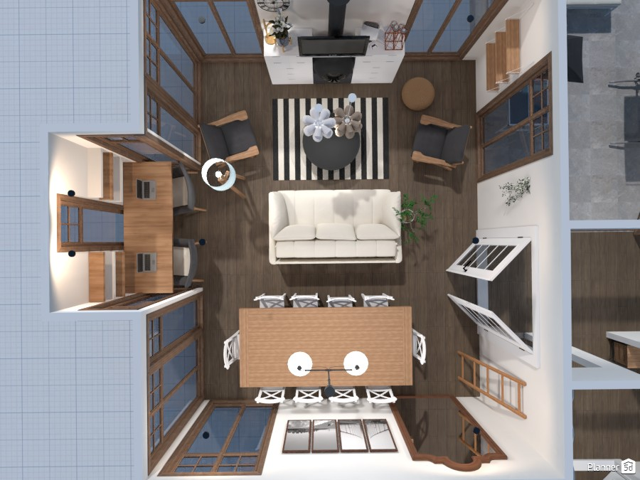 Salón estilo nórdico 4011354 by sara banegas image