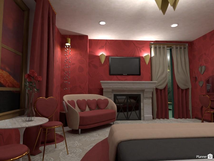 Valentin's room 3986396 by Tatjana image
