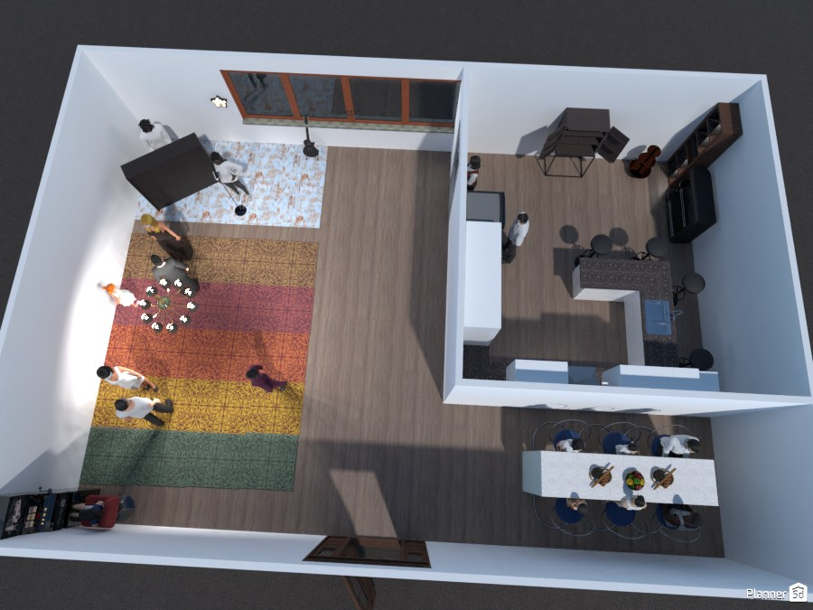 Party house or room 4008102 by Summer/Wolf image