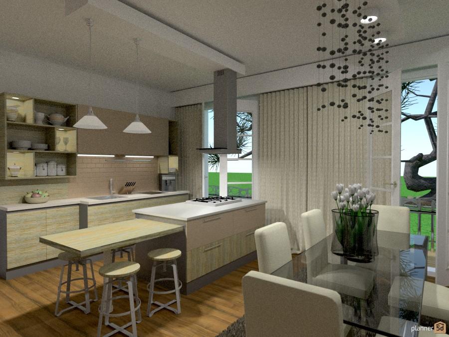 cucina 1055397 by Svetlana Baitchourina image