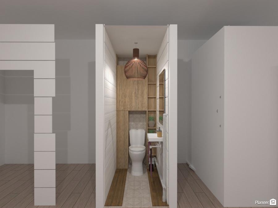 Design Toilet Ideas Para Apartamentos Planner 5d