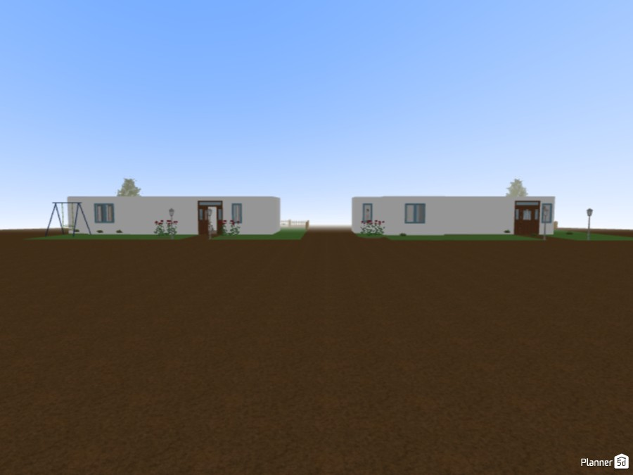 Neighbor hood of small houses 82436 by Devil_Shadow/Alpha_Evil image