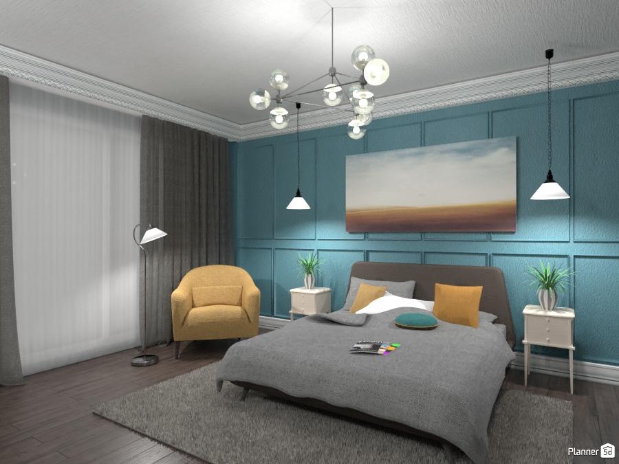 Bedroom 1931141 by Evelinaa image