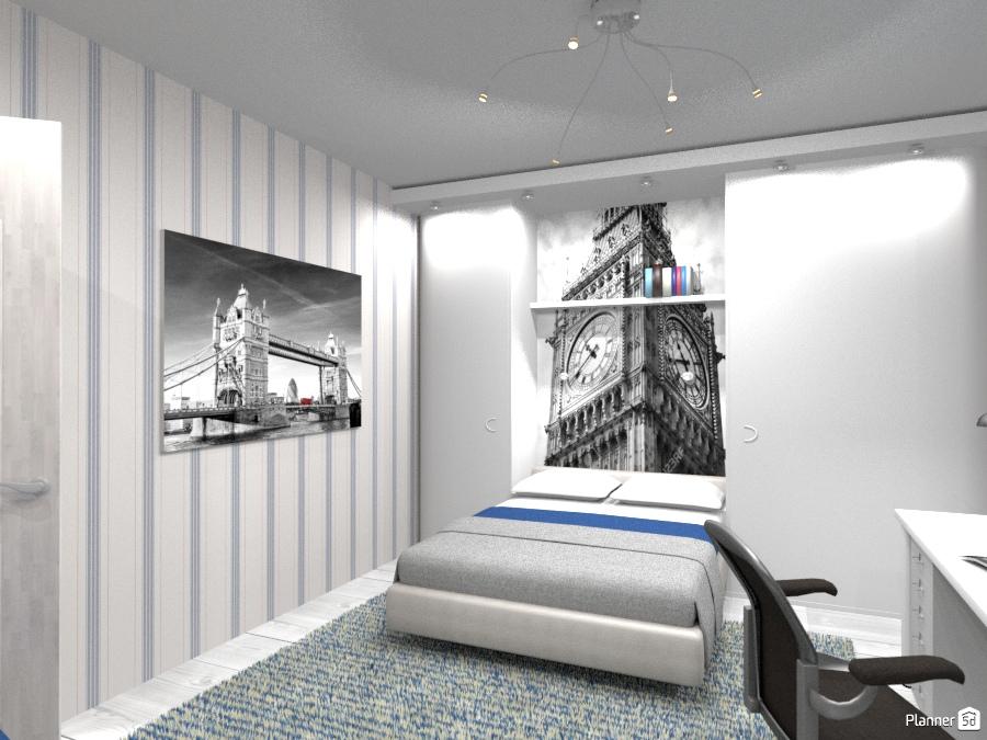 Decorazioni Camere Da Letto : Детская для подростка apartment ideas planner 5d