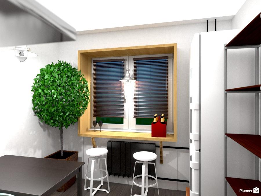 мини кухня 1275062 by Татьяна Максимова image