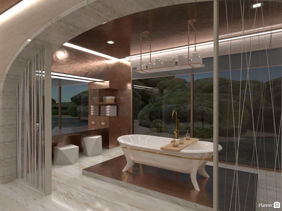 bathroom luxury hotel 4434273 by LØU DERØИNE image