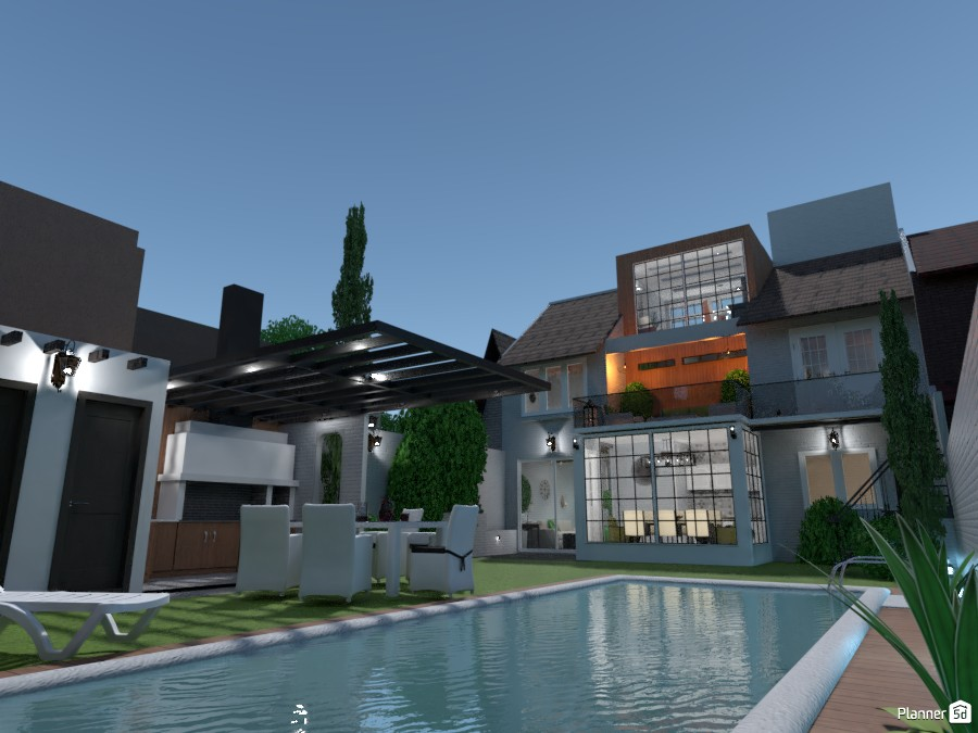 Casa Colonial Jardin - After- 3468961 by Ezequiel Marotta image